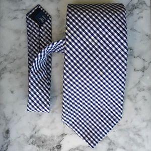 Ralph Lauren Gingham Tie